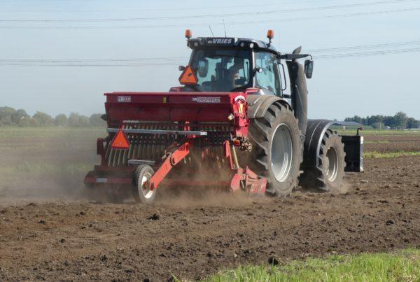 Podsticaj za priključne mašine za biljnu proizvodnju