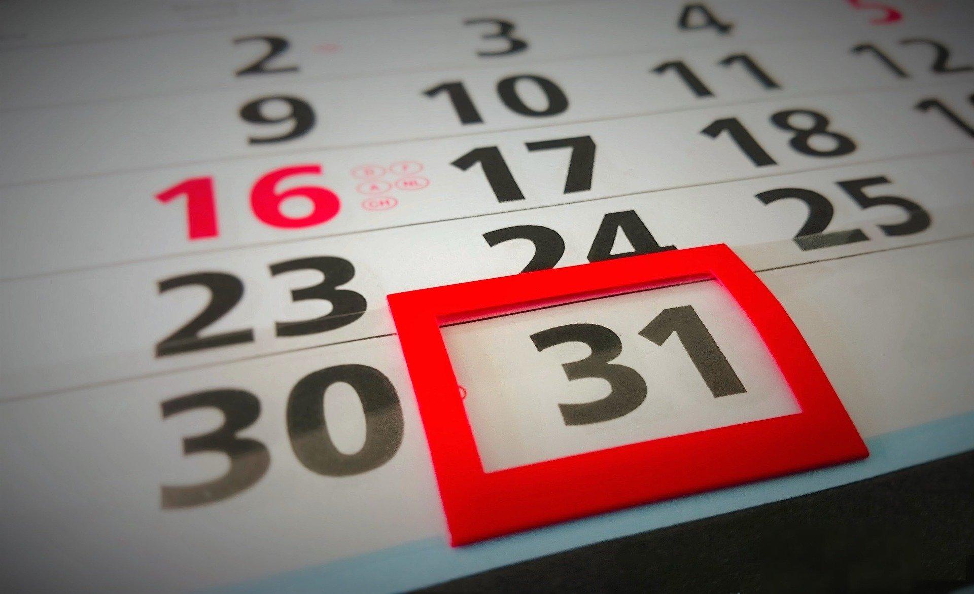 Poklanjamo kalendar sa podsticajima za poljoprivredu